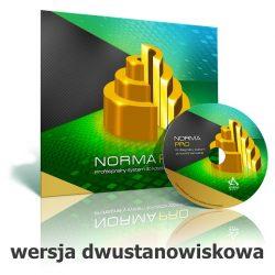 Program Norma Pro Wersja Dwa Stanowiska